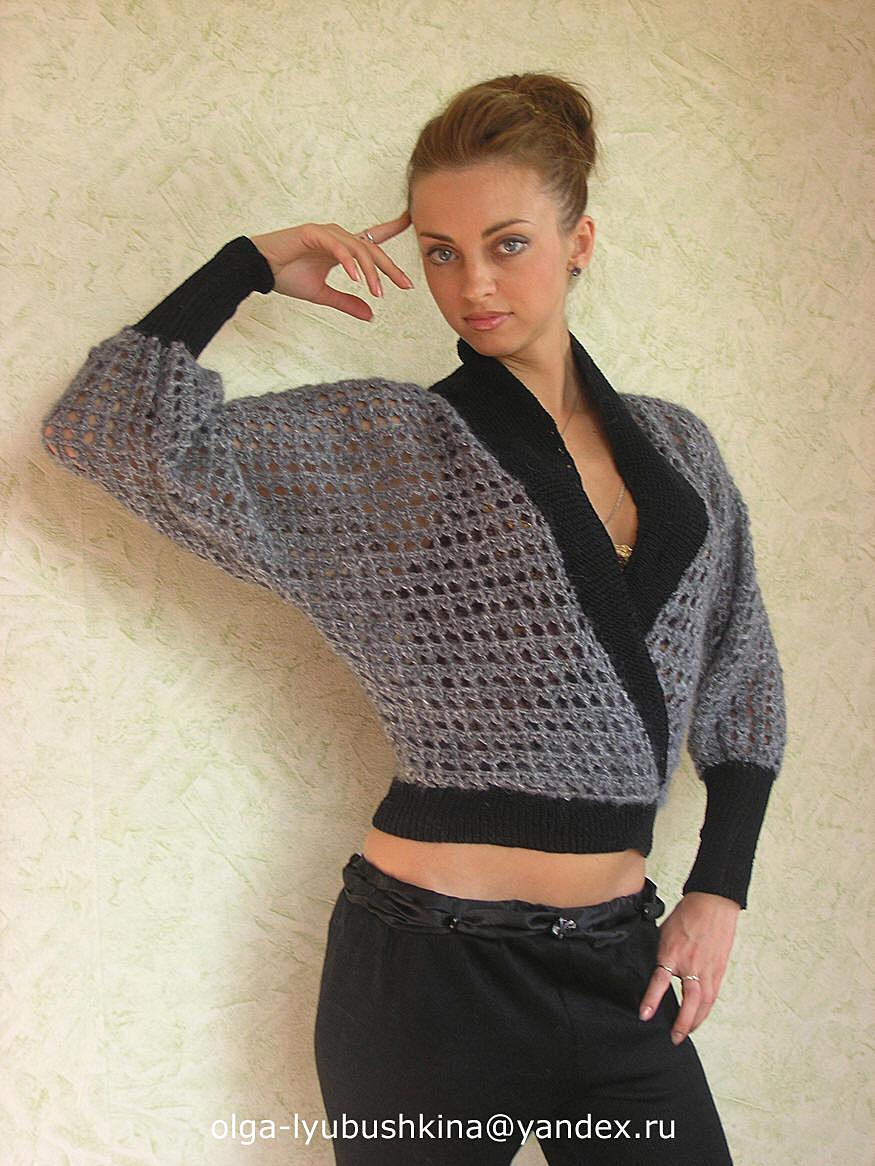 Пуловер Из Тонких Ниток С Доставкой